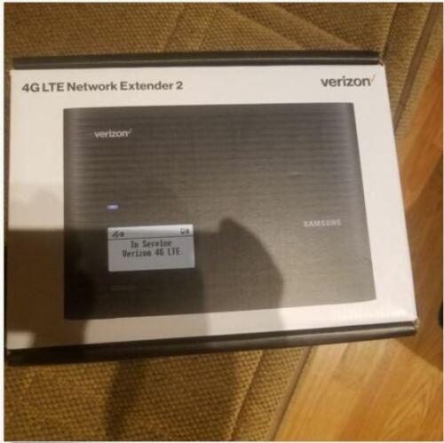 Verizon SamSung SLS-BU10B (Returnable-Complete) 4G&5G Phones Network Extender 2