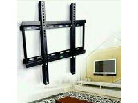 """Slim TV Bracket Wall Mount For TV 26 30 32 37 40 42 44 47 55"""" LCD LED Plasma"""