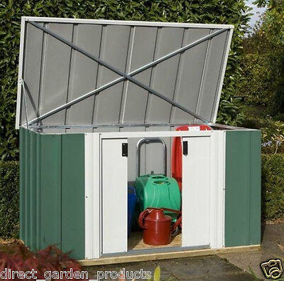 6 x 3 metal shed new 6x3 garden sheds caravan