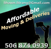 FLAT RATE / Affordable Movers & Delivery's