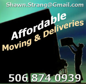 FLAT RATE / Affordable Movers