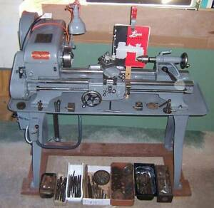 METAL LATHE WANTED SMALL TO MEDIUM SIZE WITH TOOLS & CHUCKS 240v Maclean Clarence Valley Preview