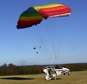 Powered Parachute Pro Pulsion Rotax 583 MINT condition