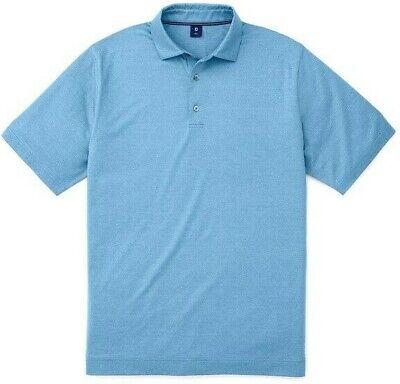 Pacific Knit Shirt (RARE 2019 FOOTJOY 1857 Supima Cotton Knit Polo Golf Shirt, Pacific/Ice Blue,$145)
