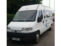 Peugeot Boxer Campervan 1997 2.5D *****PRICE REDUCED*****