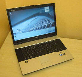 """FUJITSU V6555 15.4"""", FAST 2.10GHz(x2), 3GB, 160GB, WIFI, WEBCAM, BLUETOOTH, DVDRW, OFFICE, ANTIVIRUS"""