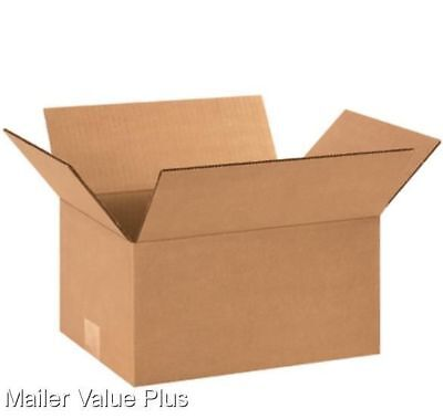 100 - 8 X 6 X 4 Shipping Boxes Packing Moving Storage Cartons Mailing Box
