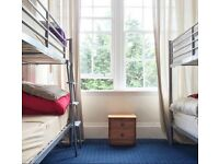 Cheap hostel rooms avaible in a city centre