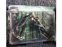 The Matrix figures (Neo Vs Agent Smith)