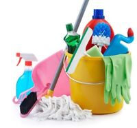 Cleaning, house keeping, move out, post construction and more.