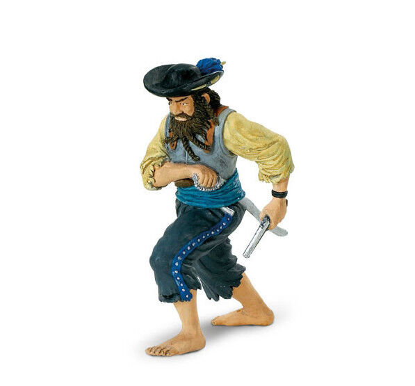 GUNNER PHILLIP MORTON~Pirate Replica # 851529 ~ FREE SHIP/USA w/$25 Safari Ltd