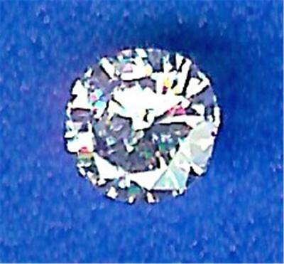 New 0.68ct Brilliant GIA Appraised Natural Diamond I1 H, priced below cost