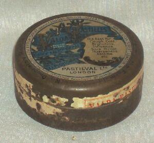 VINTAGE-TIN-LITHO-BOX-RARE-COLLECTIBLE-BOX-CIRCA-1960