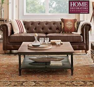 NEW HDC GENTRY COFFEE TABLE - 128098336 - HOME DECORATORS COLLECTION