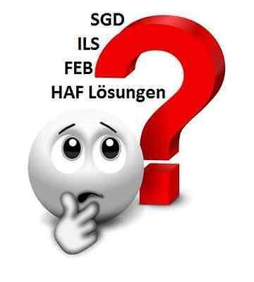 ESA für staatl. gepr. Maschinenbautechniker/Mechatroniktechniker SGD HAF FEB ILS