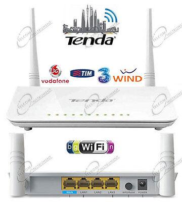 Router 4G Wi-Fi per Chiavetta HSDPA 3G LTE Huawei Onda Wireless