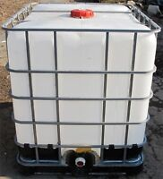 Water totes (great for camping  or farms)