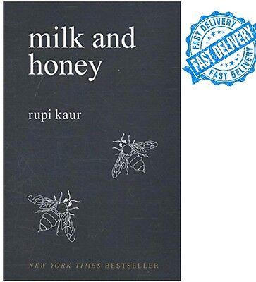 Milk and Honey by Rupi Kaur (2015, Paperback)