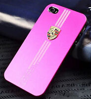 Brand New Hard Cases for iPhone 4 4S Porsche