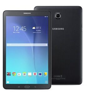"Samsung Galaxy Tab E - 9.6"" Quad Core 16GB WiFi - TAXES INCLUSES"