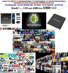 ANDROID TV BOXES, LED GIFTS & TOYS, FASHION - TONS MORE