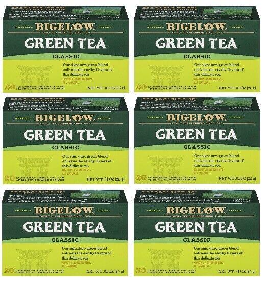 BIGELOW Green Tea 20 BAG