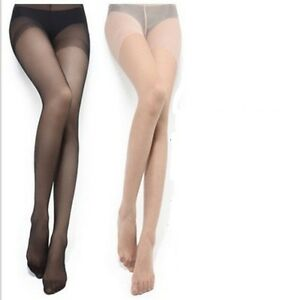 Women-8D-Thin-Sheer-Silk-Stockings-Pants-Full-Foot-Pantyhose