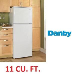 NEW DANBY 11 CU. FT. REFRIGERATOR DFF110A1WDB1 139354803 FRIDGE KITCHEN APPLIANCE