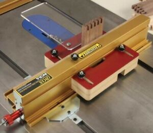 INCRA iBox box joint jig for table saw or router