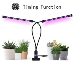 BRAND NEW Dual Head Grow Lamp/Grow Light
