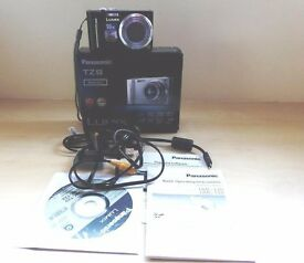 Panasonic Point and Shoot Pocket Digital Camera