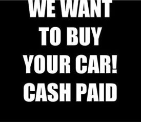 CARS FOR CASH !!