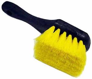 QUICKIE PROFESSIONAL GONG SCRUBBING BRUSH    Code 227 Padstow Bankstown Area Preview