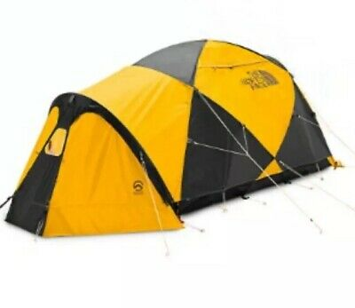 The North Face Mountain 25 Summit Series 2 Person 4 Season Tent NWT Msrp$689.99