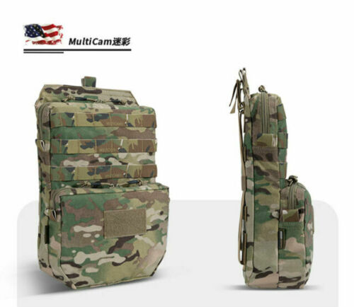 EXCELLENT ELITE SPANKER Tactical MOLLE Hydration Pack for 3L Hydration Water