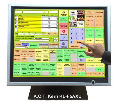 "Touch Monitor, 15"" Touchscreen Monitor, Kassen-Monitor, USB VT-588 POS Monitor"