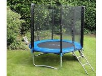 Free 10FT trampoline (net and outdoor cover included). Want it gone quick!