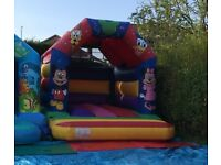 Bouncy castle available to HIRE