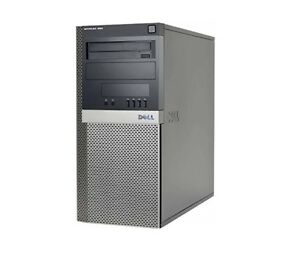 OptiPlex 960 Core 2 Duo, Mid-Tower