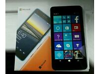 Unlocked in Box Microsoft Lumia 640 LTE