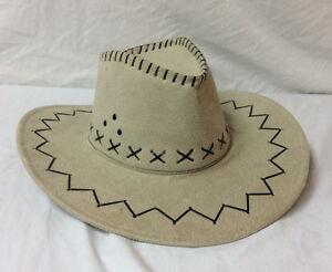 MEN'S FELT AUSSIE OUTBACK HAT