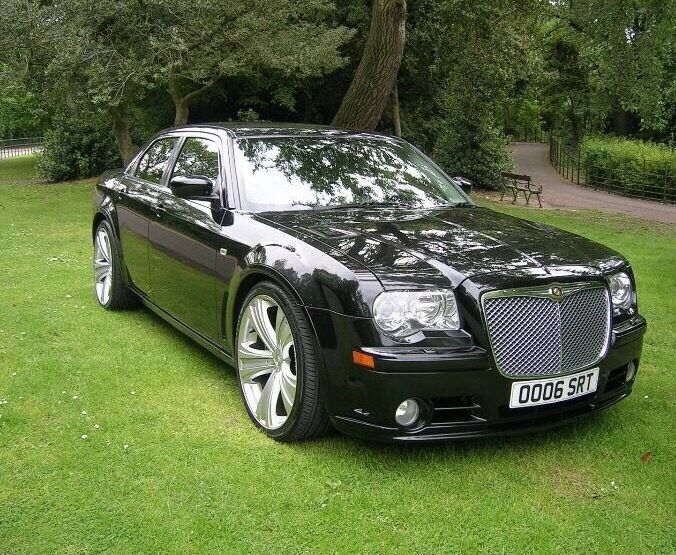 2006 chrysler 300c 6 1 hemi v8 srt 8 in bolton. Black Bedroom Furniture Sets. Home Design Ideas