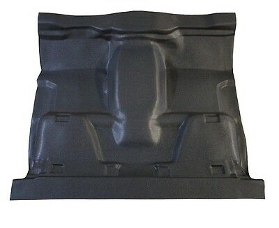 ACC BLACK VINYL FLOOR 89-93 DODGE RAM STANDARD CAB 4WD PICKUP - REPLACES CARPET