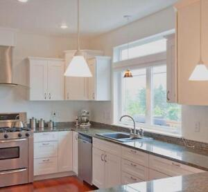 BACK TO SCHOOL SALE! CABINETS FOR EVERY BUDGET! 0% FINANCING FOR 12 MONTHS!