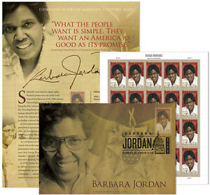 USPS-New-Barbara-Jordan-Diary-Page-with-Maxi-Card-Only-available-until-June-30