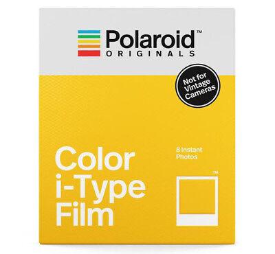 Polaroid  I-Type Color Film  2 Filme für Polaroid OneStep 2 und Impossible Typ