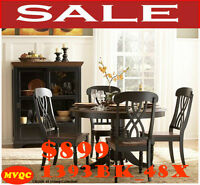 Local Furniture Store, dinette sets, chaise, benches, tables, ch