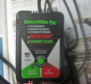Battery Minder PLUS