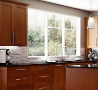 KITCHEN CABINETS AT FACTORY PRICES! 30% LESS THAN BIG BOX STORES