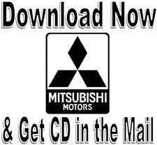 Mitsubishi 4G15, 6G7, 4G1, 6G72 Engine Service Manual on